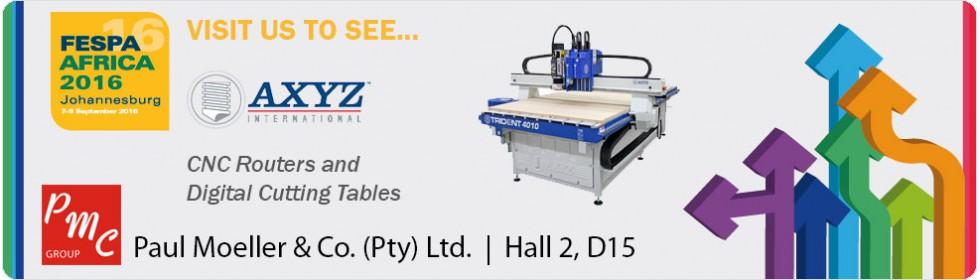 AXYZ CNC Machines