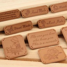 PU Embossed Labels