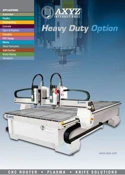 AXYZ Heavy Duty Option
